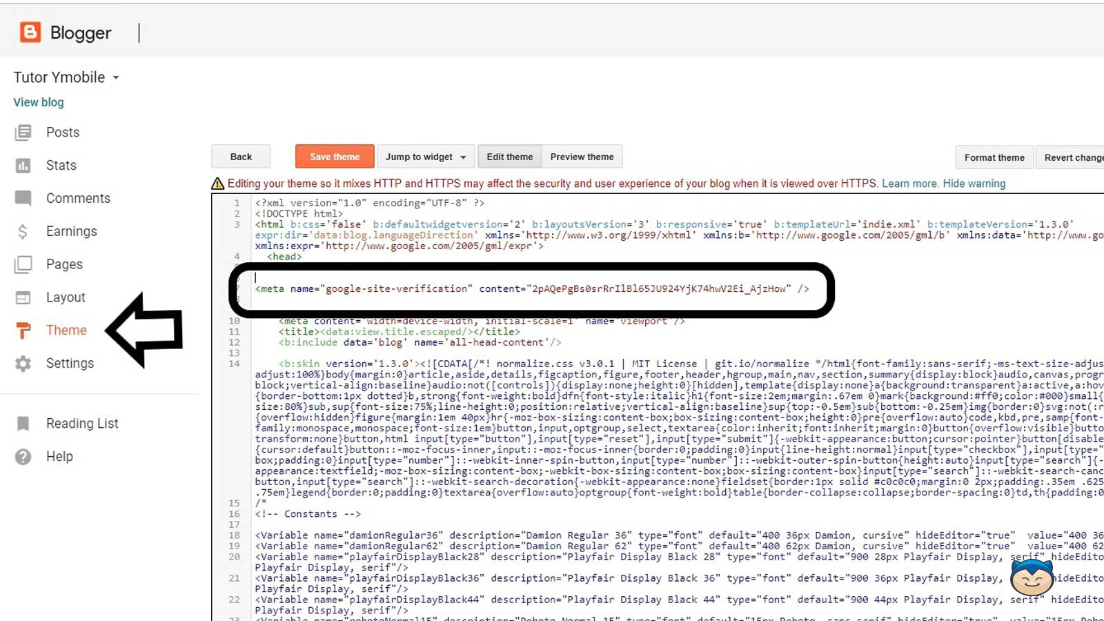 Cara Membuat Google Search Console Step 9