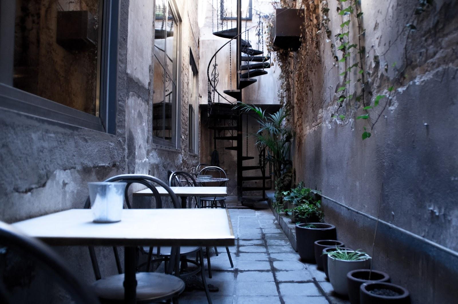 La Paisana Casa Gracia, restuarante Barcelona