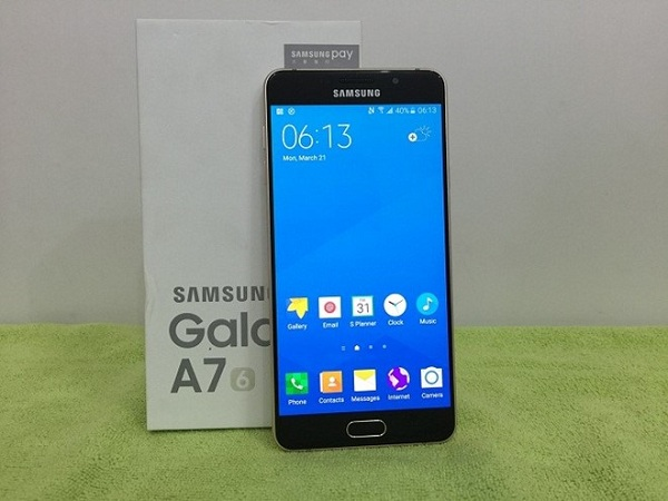 Thay mặt kính cho điện thoại Samsung Galaxy A7