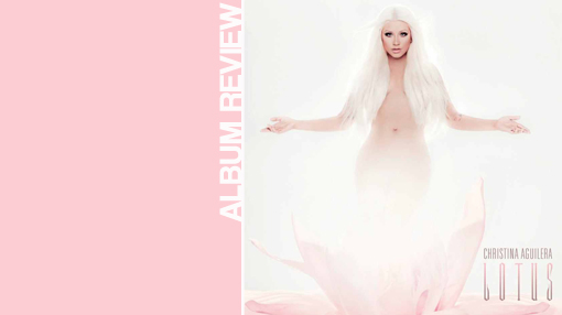 Album review: Christina Aguilera - Lotus | randomjpop.blogspot