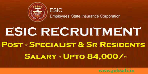 ESIC Jobs Portal, Jobs in Ernakulam, Govt Jobs in Kerala