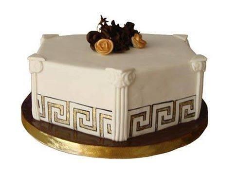 Αποτέλεσμα εικόνας για Η τούρτα γενεθλίων στην αρχαία Ελλάδα