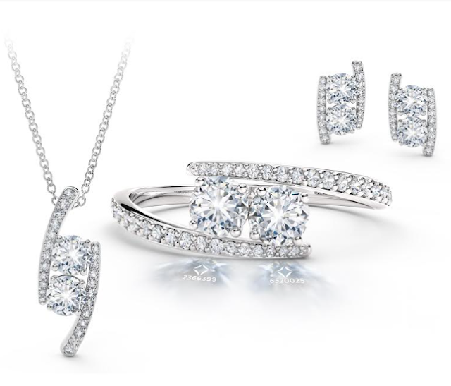 Special collection from Forevermark for this Valentine's Day