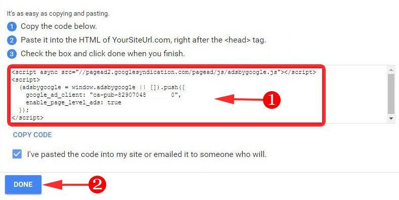 Apa Perlu Buat Jika Adsense Hilang Bila Tukar Domain Blog?