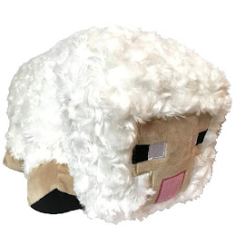 Minecraft Jay Franco Sheep Plush