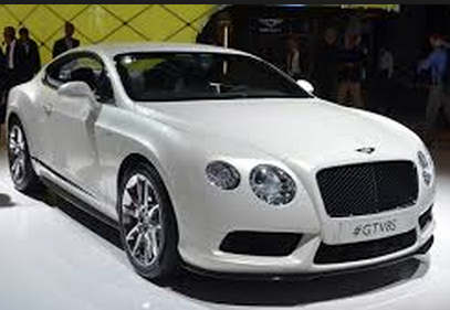 2016 Bentley Continental GT V8 S Price In India