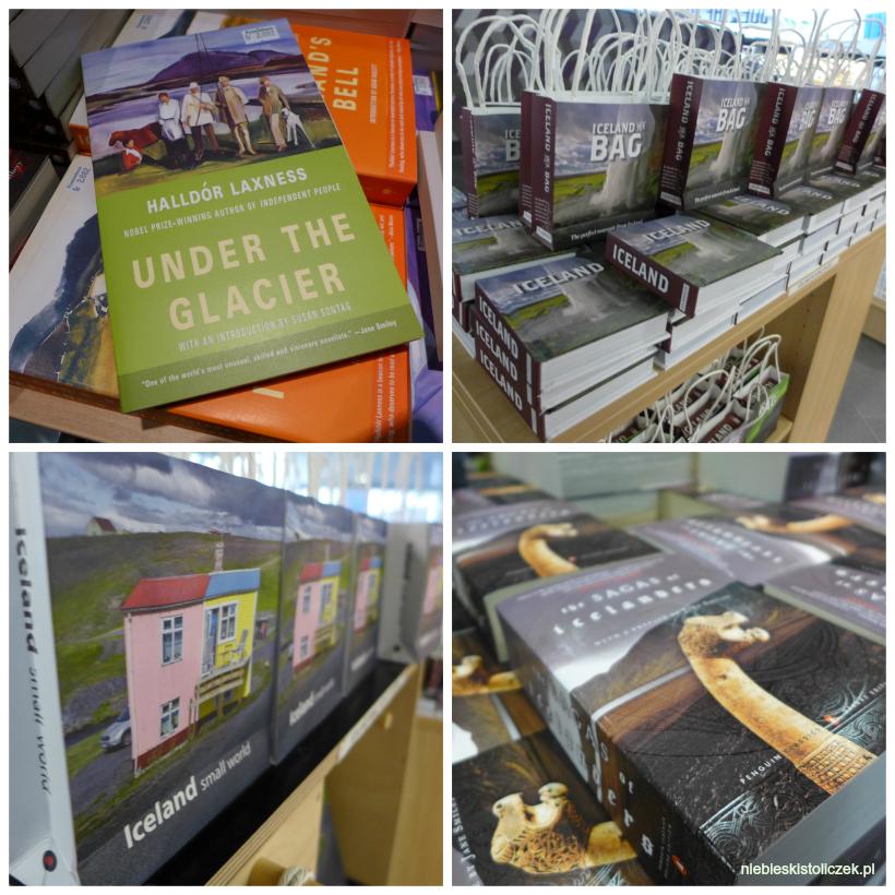 islandzkie książki