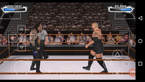 تحميل لعبة المصارعة الحرة WWE 2009 للموبايل مهكرة بحجم 250 ميجا