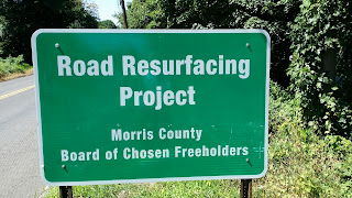 County Road Resurfacing Program Targets Projects in East Hanover, Jefferson and Washington Township