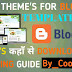 Top 5 SEO Optimized Responsive Template For Blog