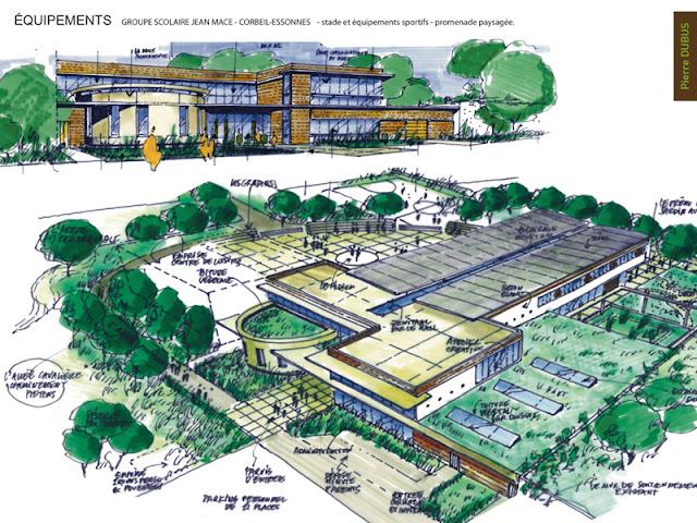 مركز ثقافي - قلعة المحتوى - اسس ومعايير تصميمية - مشاريع مشابهه - مكونات