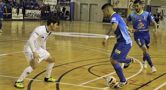 Jaén Paraíso Interior y Palma Futsal firman tablas en un equilibrado  encuentro (1-1) 024b74638e31a