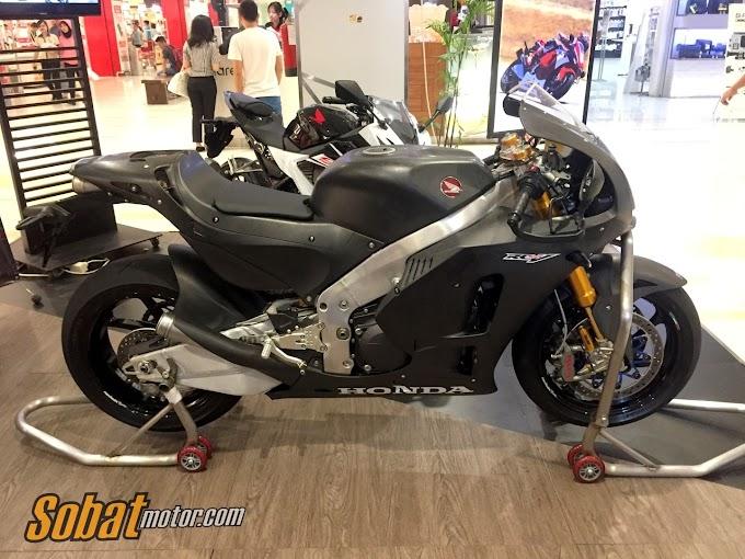 Mega galeri Honda RC213V-S, aura MotoGPnya memang berasa sob