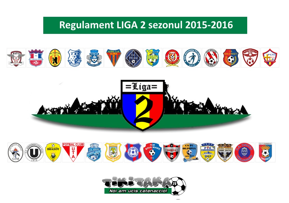 Regulament Liga a 2-a