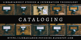 Title Proper - Cataloging