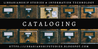 Place of Publication - Cataloging