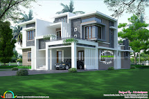 Modern Kerala Home Design 2017