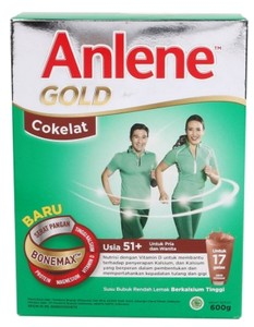 harga  Susu Anlene Gold 51+