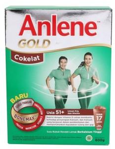 Daftar Harga Susu Anlene Gold, Actifit, One a day dan Total