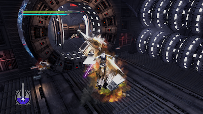 Gameplay and combat in the Force Unleashed 2
