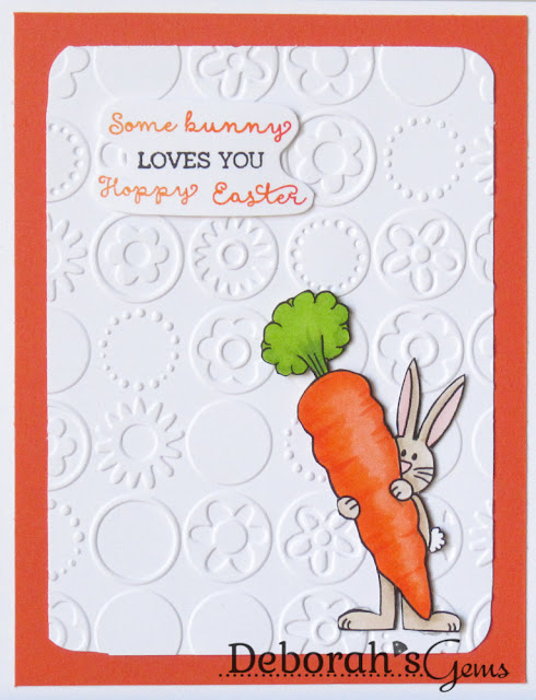 Hoppy Easter - photo by Deborah Frings - Deborah's Gems