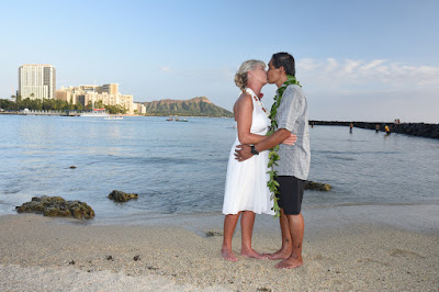 Renewing Vows in Hawaii