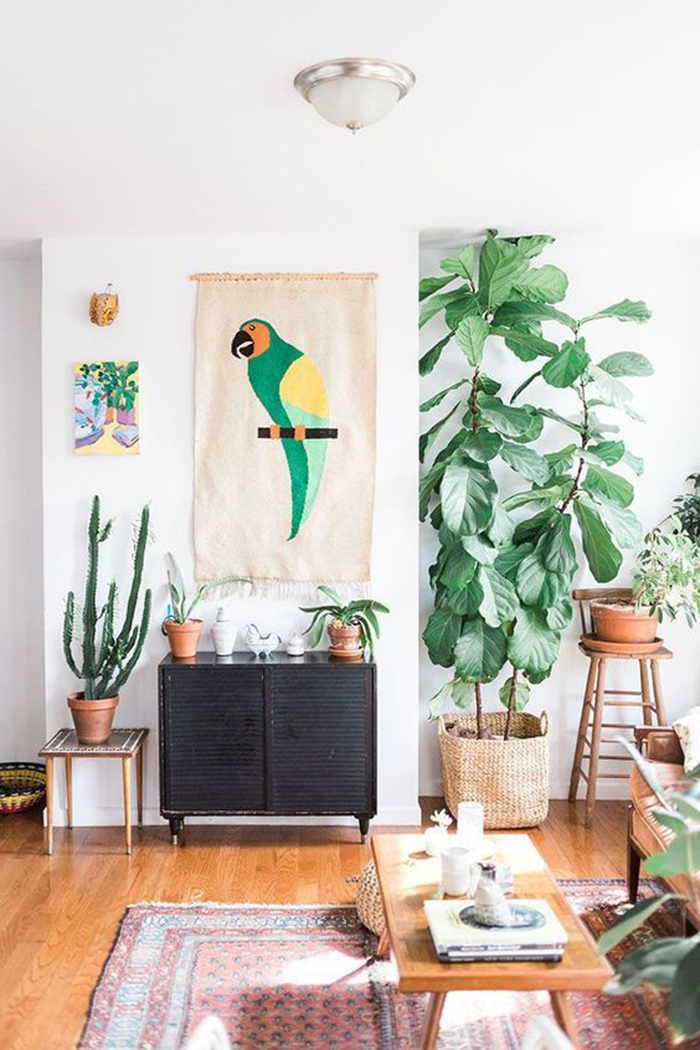 Beautiful I Will Share A Few Tips To Create This Decor In Your Home. From A Total  Look To More Subtle Details, Iu0027m Sure You Wonu0027t Resist To Add Some Palms  Leaves ... Pictures Gallery