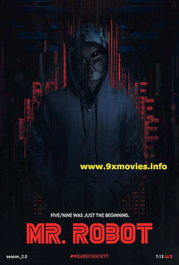 Mr Robot S03E07 English 720p WEB-DL 350MB ESubs