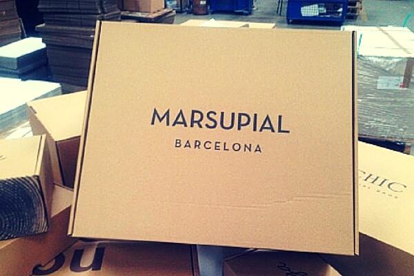 cajas de carton barcelona, cajas para bolsos