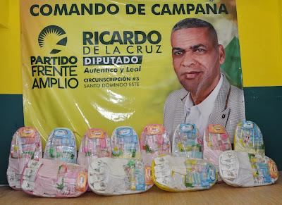 Ricardo De la Cruz (Pantera), precandidato a diputado por el Frente Amplio y presidente de la Asociación del Transporte de Pasajeros Ruta 101 (ASOTRAPA)