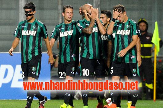 Benevento vs Sassuolo www.nhandinhbongdaso.net