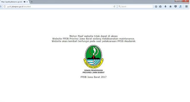 Siap Berjuang di PPDB Jabar 2017 Jalur Akademik