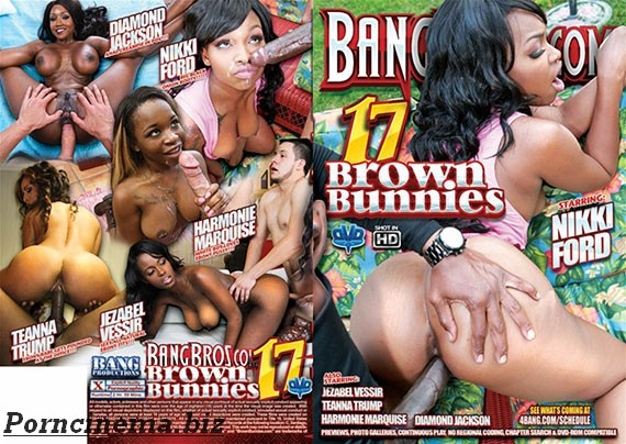 [BangBros.com] Brown Bunnies Vol. 17 (2016)