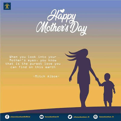 Makna hari ibu itu apasih, selamat hari ibu