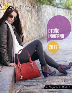 Catalogo Raizza carteras y calzado de moda 2017