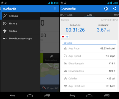 Free Download Runtastic Running PRO v6.9 APK