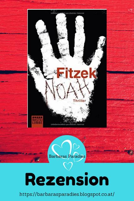 Buchrezension #5 Noah von Sebastian Fitzek