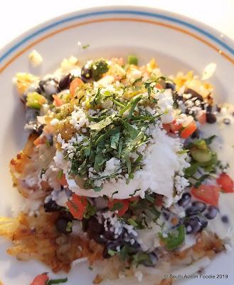 Joann's Fine Foods hash brown nachos
