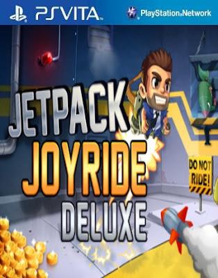 JetPack Joyride Deluxe + Update [PSVita][USA][VPK][Mega]