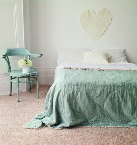 heir and space bedroom inspiration mint green and white 23702 | tumblr lb9y9koqob1qcaz4go1 500