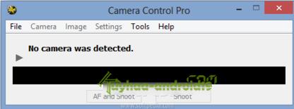 Nikon Camera Control