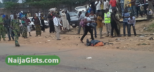 hit and run accident akure ondo state