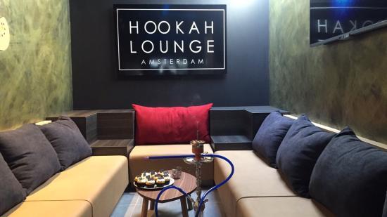 Hookah Lounge - Amsterdam (Olanda)