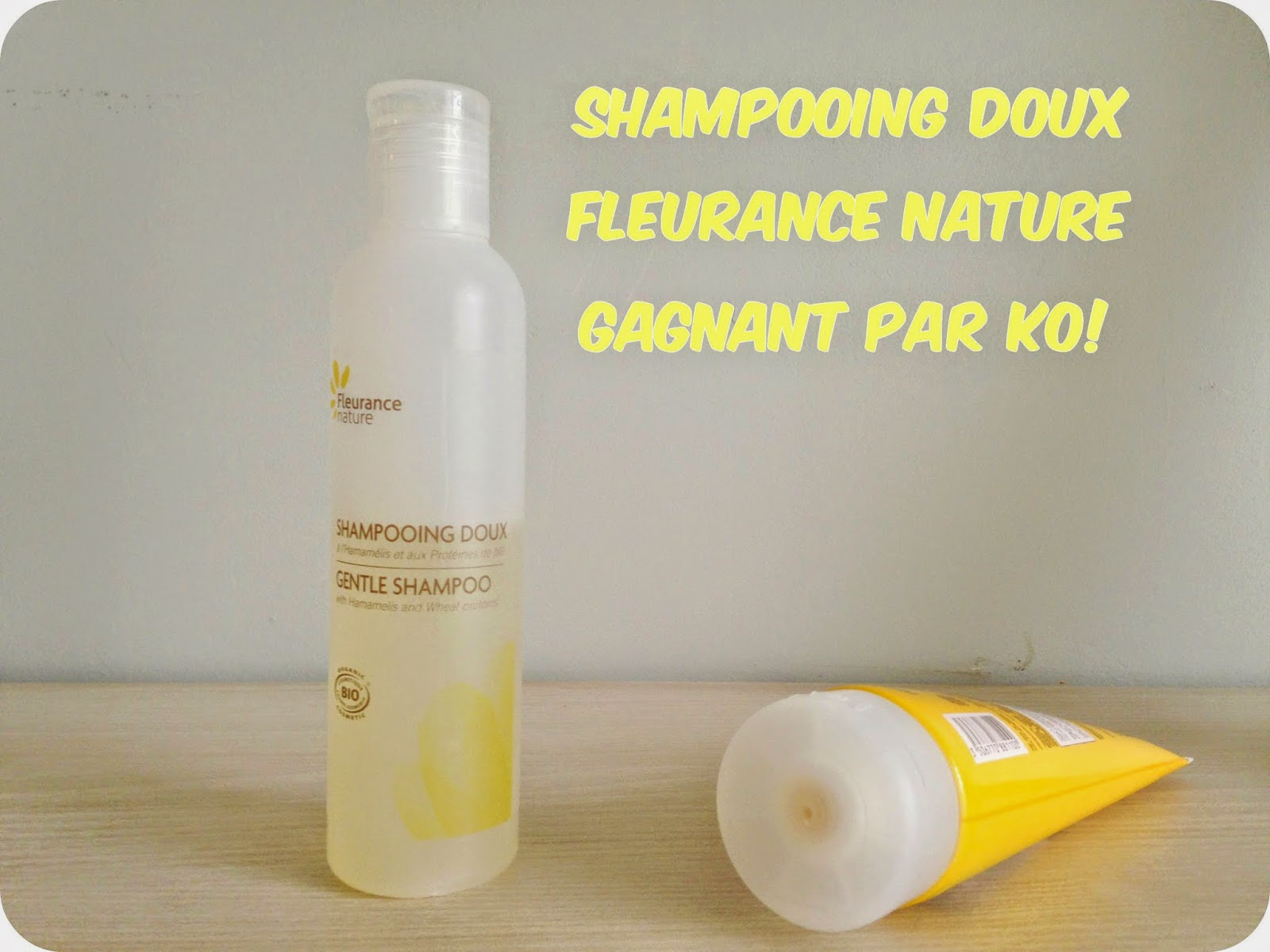shampoing lovéa monoï tahiti bio ecocert