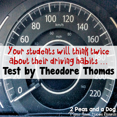 Your students will think twice about their driving habits... in Test by Theodore Thomas.