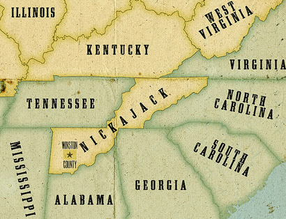 Lost States The Forgotten Union State In The Confederate South