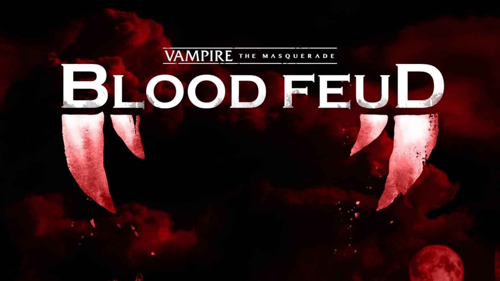 Board Game News Vampire Masquerade Blood Feud Mega