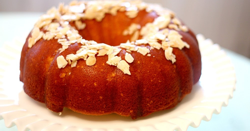 Almond Bundt Cake Allrecipes