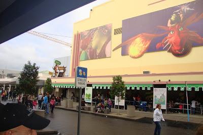 Universal Studios em Orlando - Florida