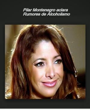 Pilar Montenegro sufre problemas neurologicos